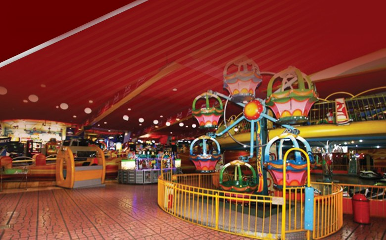 Indoor Amusement Park
